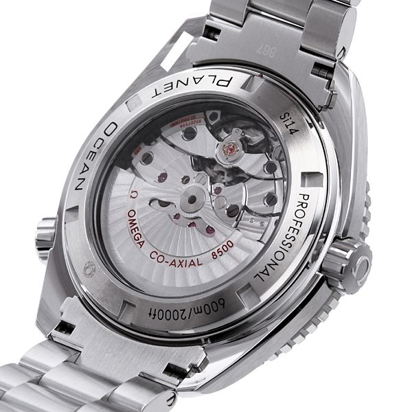 new concept df981 05efd 通販で腕時計オメガシーマスター600プラネットオーシャン(裏 ...